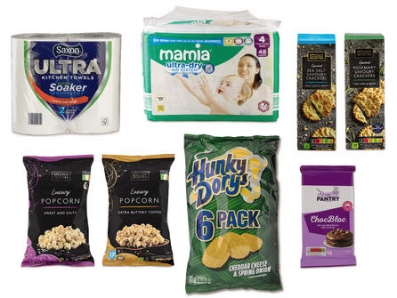 Aldi's latest Amazing Grocery 6 Offers - 2nd to 15th June