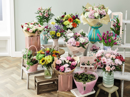 Aldi's bumper flower range is the perfect way to celebrate this Mother's Day