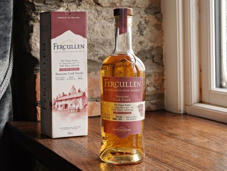 "Fercullen Irish Whiskey launches ""The Mill House"" Limited Edition Single Grain Amarone Finish"