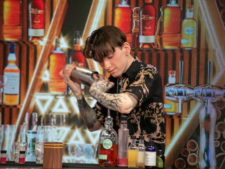 Cal Byrne represents Ireland at World Class Bartender of the Year 2021
