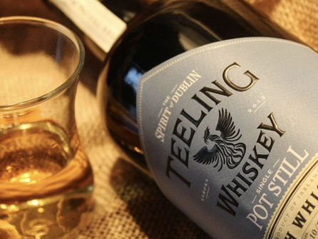 Whiskey on Wednesday   Teeling Whiskey Single Pot Still