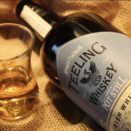 Whiskey on Wednesday | Teeling Whiskey Single Pot Still