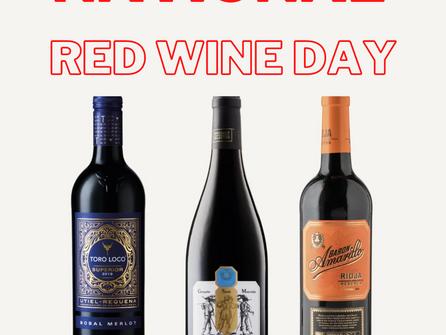 Celebrate National Red Wine Day Aldi's Award-Winning Red Wines
