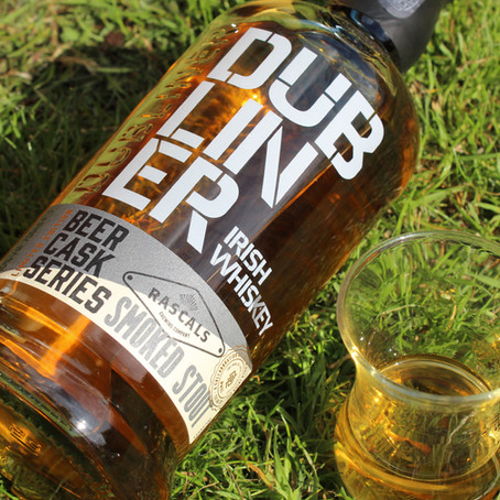 Whiskey on Wednesday | The Dubliner - Smoked Stout Beer Cask Edition