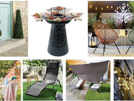 Aldi Specialbuys from May 27th - Back garden essentials