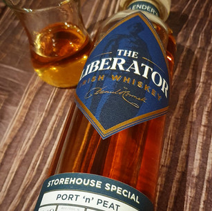 Whiskey on Wednesday   The Liberator Storehouse Special Port 'N Peat