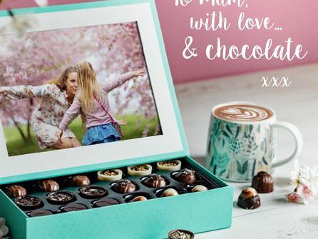 Lily O'Brien's - 20% Discount off Mother's Day orders