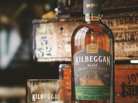 Kilbeggan Whiskey launch Kilbeggan Black
