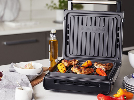 Back to School with George Foreman
