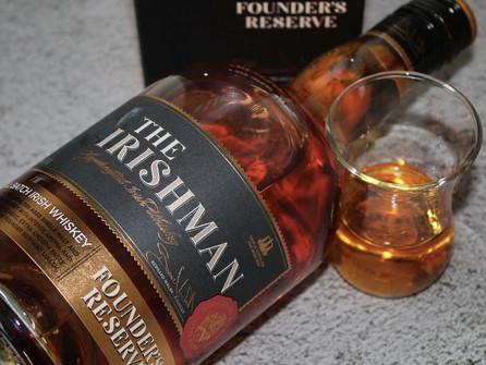 Whiskey on Wednesday   The Irishman - Founder's Reserve