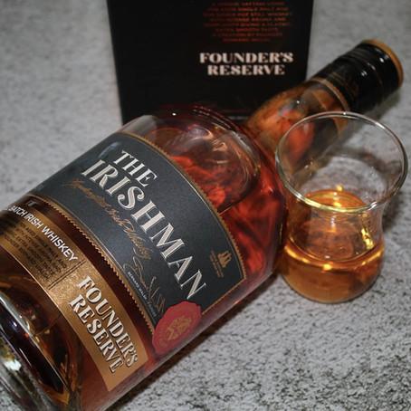Whiskey on Wednesday | The Irishman - Founder's Reserve