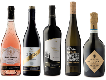 Aldi's winning streak for wine range continues with 32 Awards at IWC 2021