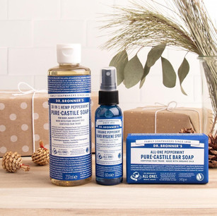 Father's Day Gift Ideas with Dr. Bronner's