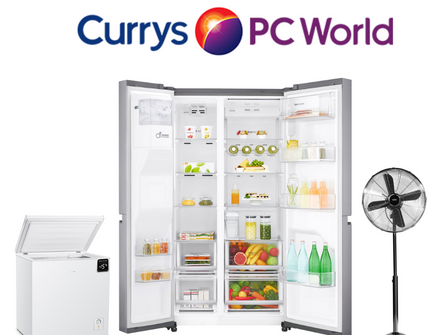Keep your cool this summer with Currys PC World