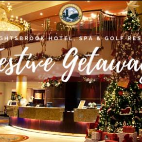 Treat yourself to a Festive Break at Knightsbrook Hotel, Spa & Golf Resort
