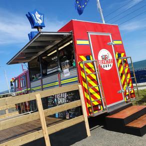 Fireman Sands - The Hottest Ice Cream Around