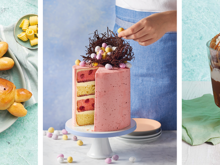 Buns, Bunnies and Baking! Easter recipes for all of the family!