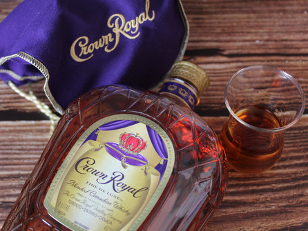 Whiskey on Wednesday   Crown Royal