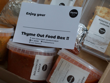 Thyme Out's Perfect Food Box for Every Occasion