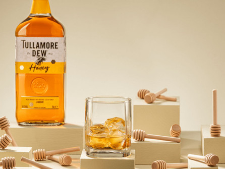 Introducing Tullamore D.E.W. Honey, an Irish drink like no other….