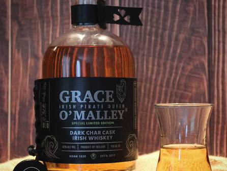 Whiskey on Wednesday   Grace O'Malley Dark Char Cask