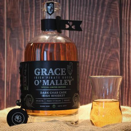 Whiskey on Wednesday | Grace O'Malley Dark Char Cask