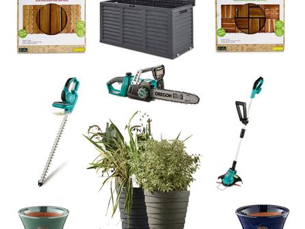 Back garden essentials - Aldi has Summer covered!