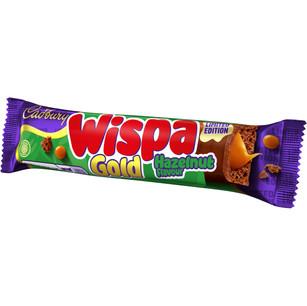 Cadbury Launch Wispa Gold - Hazelnut Flavour