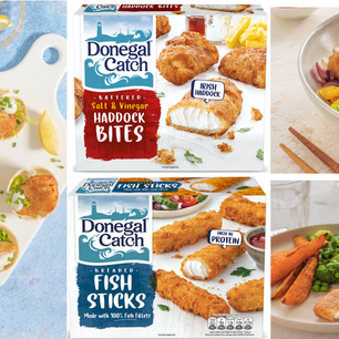Donegal Catch Reveals Two New Products!