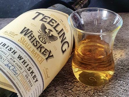 Whiskey on Wednesday | Teeling Whiskey Small Batch
