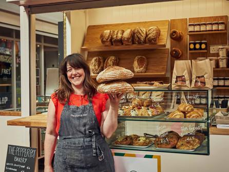 The Pepper Pot - Bakery Opens & Café Re-Opens