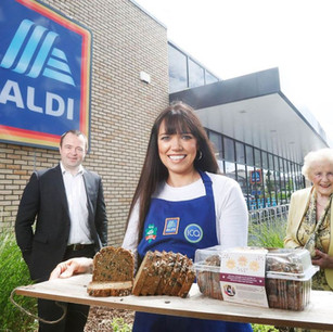The National Brown Bread Baking Competition sponsored by Aldi is back for 2021!