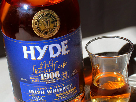 Whiskey on Wednesday | Hyde No.9 Iberian Cask