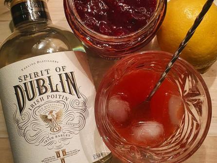 Sweet Spirit of Summer - cocktail