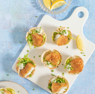Donegal Catch Fish Sticks & Haddock Bites Recipes
