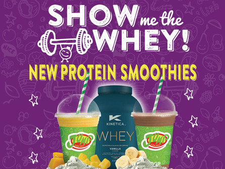 Jump Juice Bars launch new Protein Smoothies