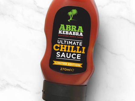 Abrakebabra launch Ultimate Chilli Sauce