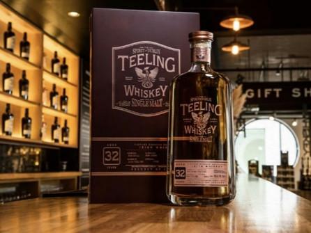 Teeling Whiskey Release Rare 32 Year Old Single Malt