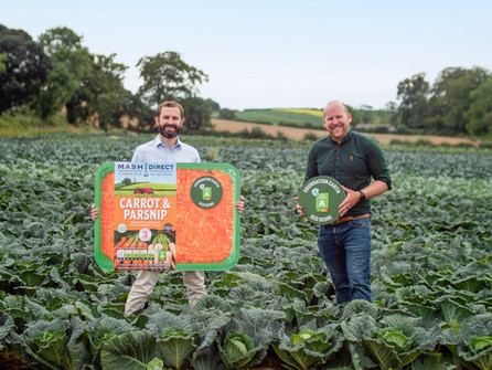 Mash Direct Help Consumers Make Sustainable Choiceswith Eco Labelling on Pack