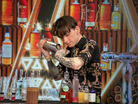 Cal Byrne, Diageo Reserve World Class Bartender of the Year Ireland, joins The Mercantile Group.