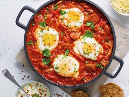 Egg-ceptionally easy egg recipes from Aldi