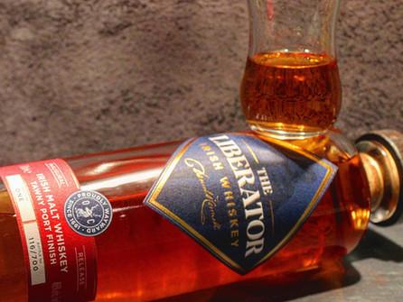 Whiskey on Wednesday   The Liberator Single Malt Tawny Port Finish
