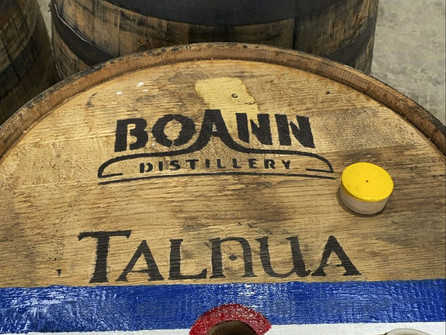 Irish and US Distilleries Study Role climate plays in Whiskey's Taste