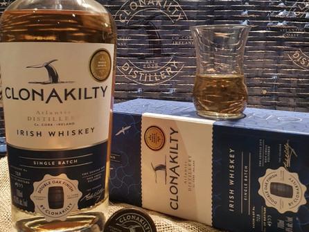 Whiskey on Wednesday | Clonakilty Single Batch Double Oak Finish