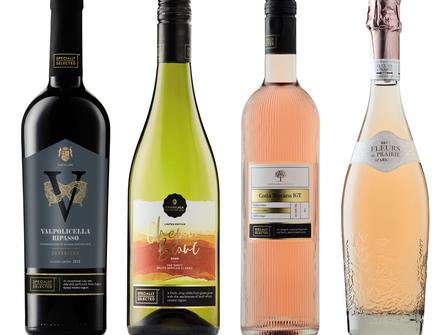 Travel the World with Aldi's Summer Wine Range!