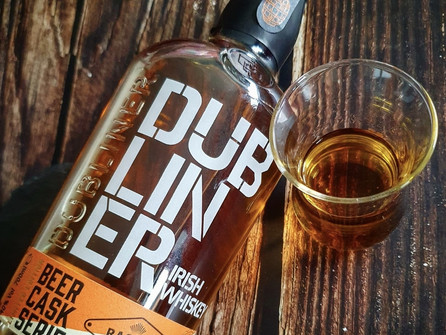 Whiskey on Wednesday   The Dubliner 'Old Fashioned' Cask Edition