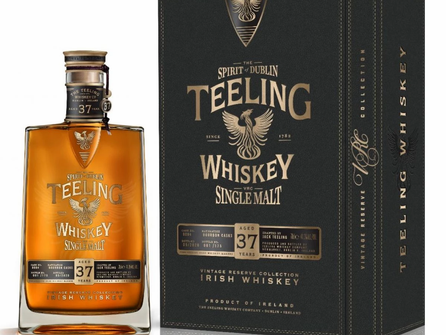 Teeling Whiskey Release Extremely Rare 37 Year Old Single Malt