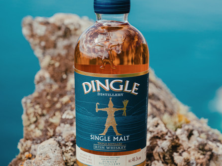 Dingle Whiskey launch first core expression - Dingle Single Malt