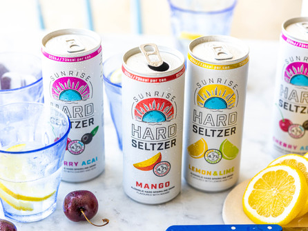 Lidl Ireland Launch Own Brand Hard Seltzer Line Just in Time for the Bank Holiday