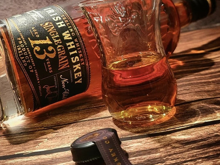 Whiskey on Wednesday | Teeling Whiskey 13YO Single Grain